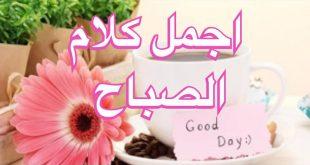 صورة صباح الخير يا حبيبتي الغالية , صبح الصباح فتاح يا عليم