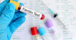 صورة ما هو تحليل ferritin , علاج نقص مستوي الحديد في الجسم