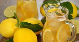 صور شرب عصير الليمون , عصير الليمون يدخل في كثير من الفوائد
