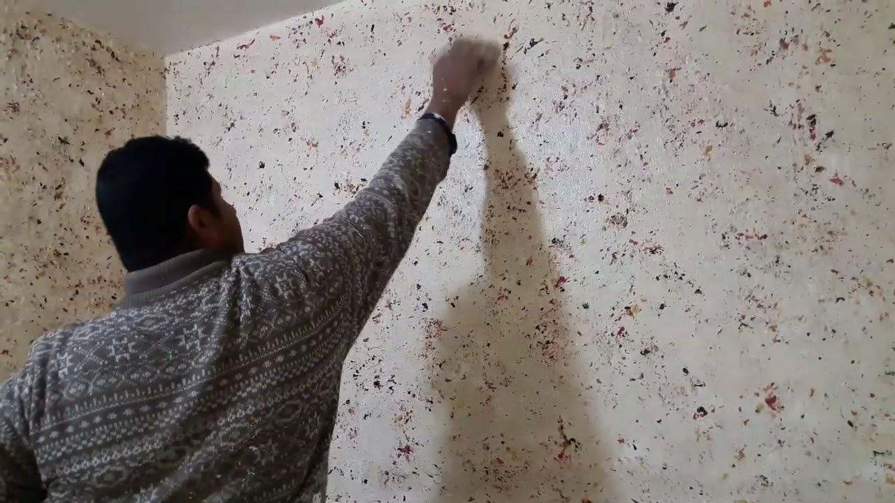 صورة انواع صبغ الجدران الجديده , دهانات والوان للحوائط جديدة