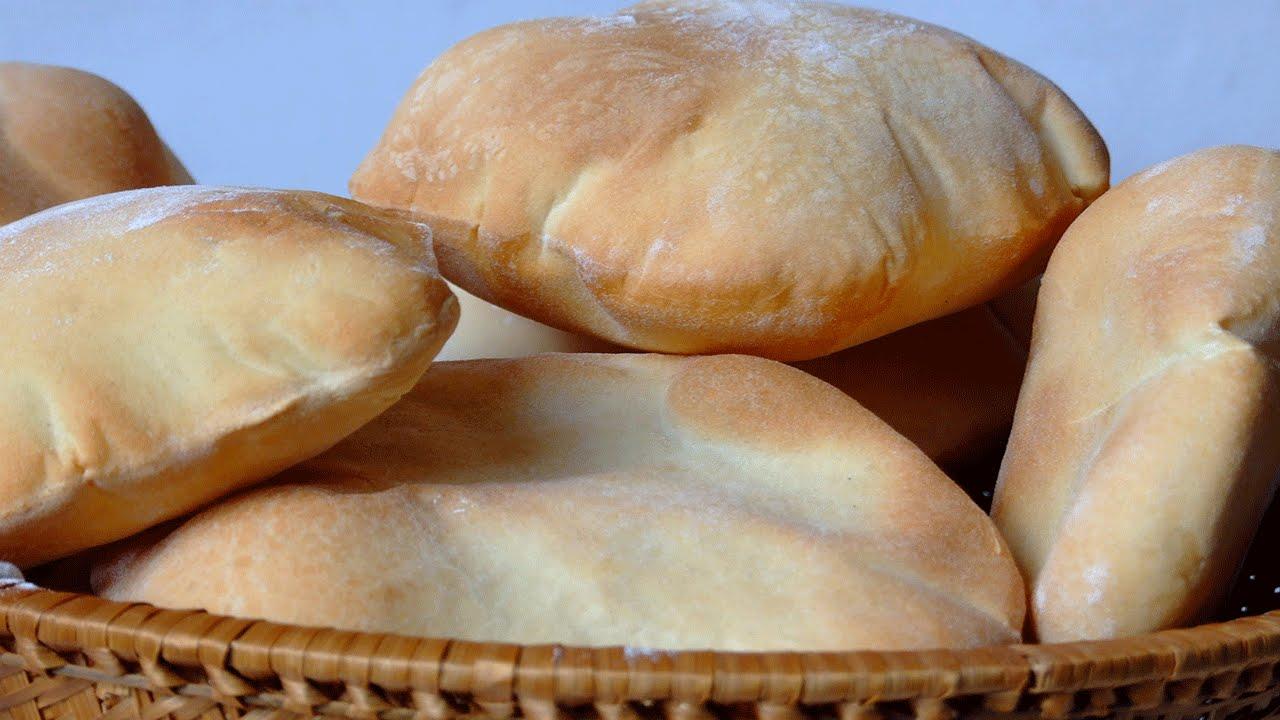 صورة طريقة عمل الخبز العربي منال العالم , ما هى مقادير وخطوات الخبز العربى
