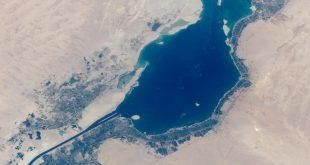 صورة اين توجد البحيرات المرة , اين تقع البحيرات المره
