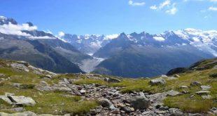 صورة اين تقع جبال الالب , ما موقع جبال الالب