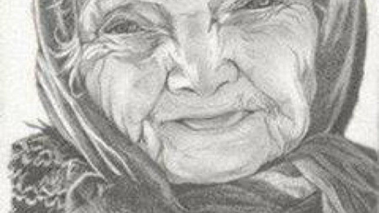 صورة تفسير رؤية عجوز في المنام , حلمت اني رايت عجوز