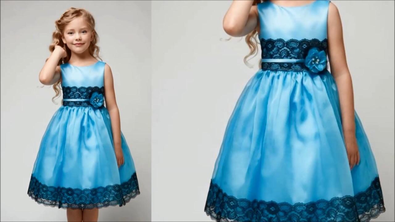 صورة فساتين قصيره للاطفال , الفساتين القصيره و دلعها