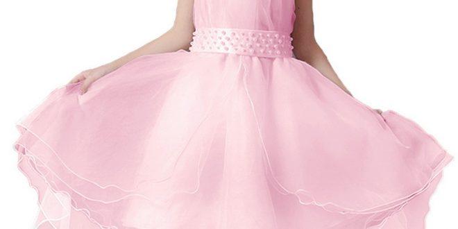 صور فساتين قصيره للاطفال , الفساتين القصيره و دلعها