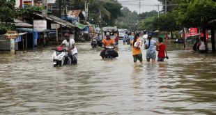 صورة بحث عن الفيضانات , قوة الفيضانات