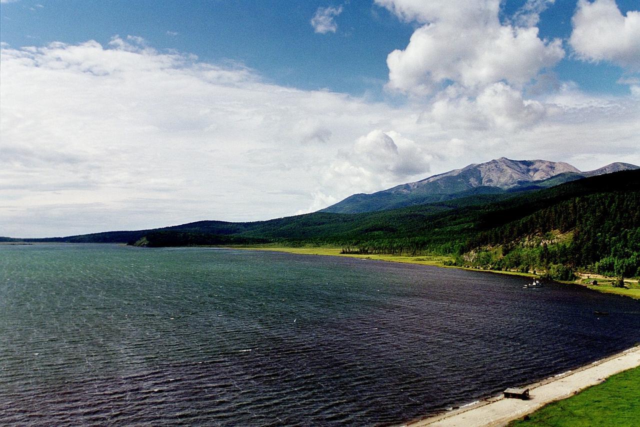 صورة اكبر بحيرة مياه عذبة في افريقيا , بحيرة فيكتوريا