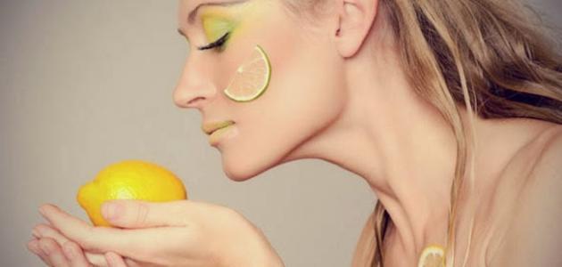 صورة اضرار الليمون للبشرة , لليمون عدة اضرار علي البشرة
