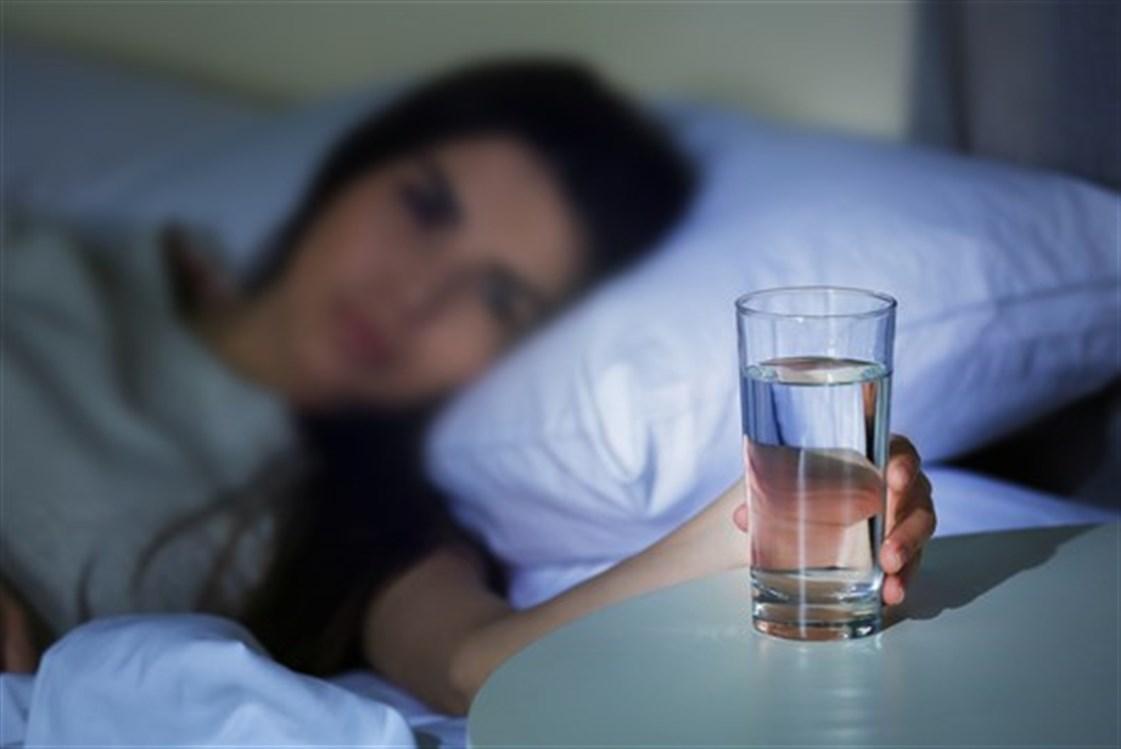 صورة العطش اثناء النوم , تعرف علي اسباب العطش