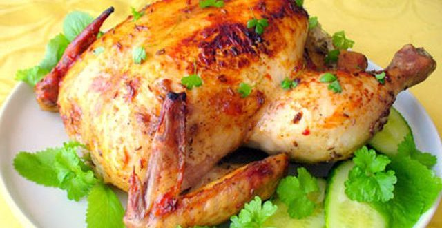 صورة وصفات دجاج بالفرن , غيري اكلتك و ابسطي اسرتك