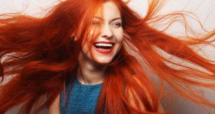 صورة صور بنات شعرهم احمر , نيو لوك يبهر اللي حواليكي