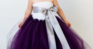 فساتين للعيد اطفال , اجعلي بنتك كالملكه مع ارقي الفساتين