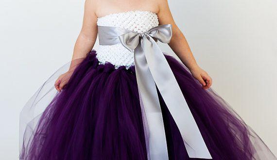 صورة فساتين للعيد اطفال , اجعلي بنتك كالملكه مع ارقي الفساتين
