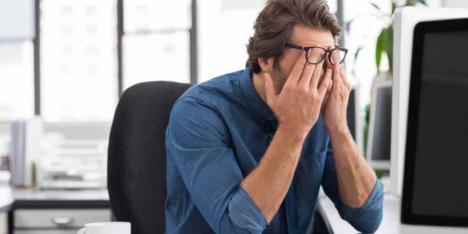 صورة اعراض التوتر النفسي الشديد , خلي بالك من صحتك التوتر قاتل