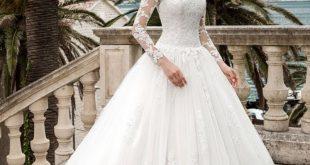 صورة رمزيات فستان عروس , اجمل فستان زفاف ٢٠١٩
