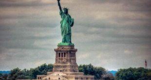 صورة قصة تمثال الحرية , بالصور شارلت بيسر في غايه الروعة