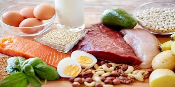 صورة لماذا تحتاج المراة الى البروتين اقل من الرجل , كمية البروتين التي يحتاجها الجسم
