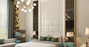 صورة ديكور غرفة نوم , ديكورات عصرية لغرفة النوم