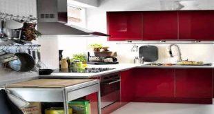 صورة افكار لاستغلال المطابخ صغيره المساحة , متبقيش اقل من حد في مطبخك