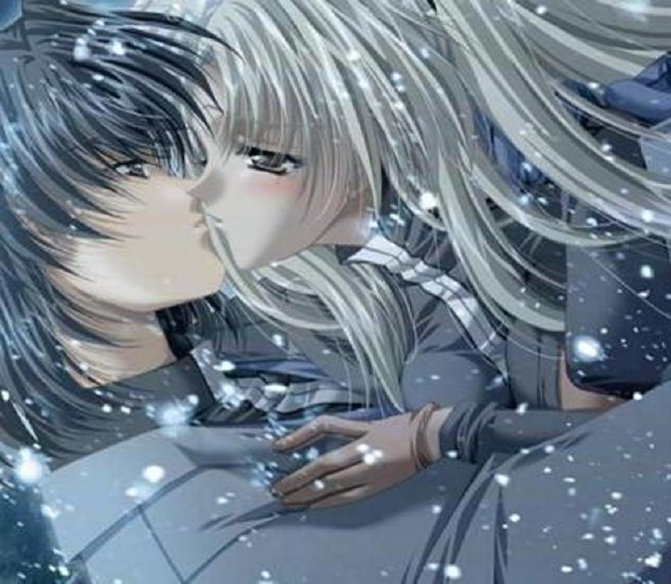 صور انمى رومانسيه الرومانسيه كما ينبغي قبلات الحياة