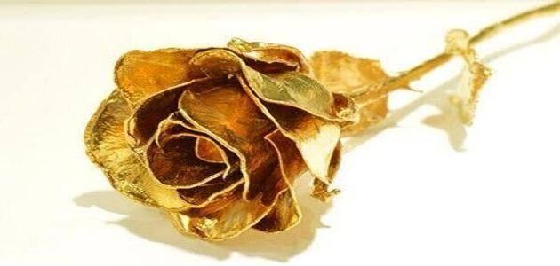 صورة مسجات كلام من ذهب , خير الكلام ما قل و دل