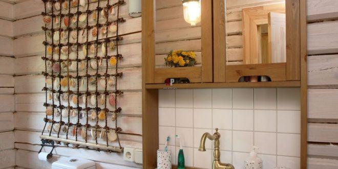 صورة تزيين الحمام يدويا , افكار جديده لتزين الحمام