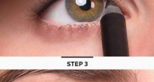 صورة طريقه عمل مكياج للعيون , ادوات لعمل مكياج رقيق للعيون