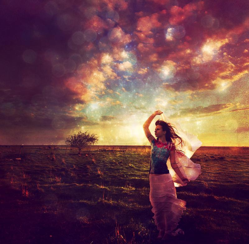 صور خيالية جميلة و لنا في الخيال حياة قبلات الحياة