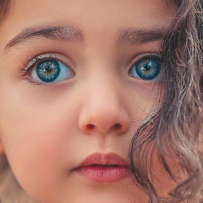 صورة اجمل صور اطفال بالعالم , يالهوي علي القمر و الجمال 4867 4