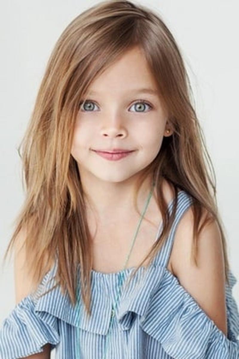 صورة اجمل صور اطفال بالعالم , يالهوي علي القمر و الجمال 4867 7