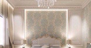 صورة ديكورات غرف نوم كلاسيك , غرف نوم في قمة الفخامة