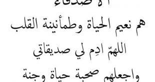 صورة شعر بالعامية المصرية عن الصداقة , كلام جميل لاجدع صحابك