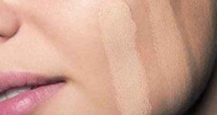صورة قشور الوجه عند وضع المكياج , بشرتك هتبقي ناعمه بعد النصايح دي