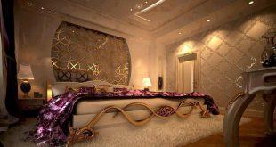 صورة غرف نوم فخمة جدا , شوف اجمل اوض نوم عالية جدا