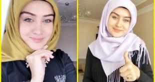 صورة اجمل لفات الشال , اطلالات مميزة بالحجاب