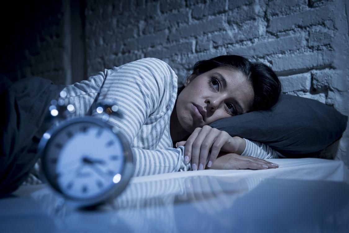 صورة التفكير اثناء النوم , كيفيه التخلص من التفكير اثناء النوم 4292 1