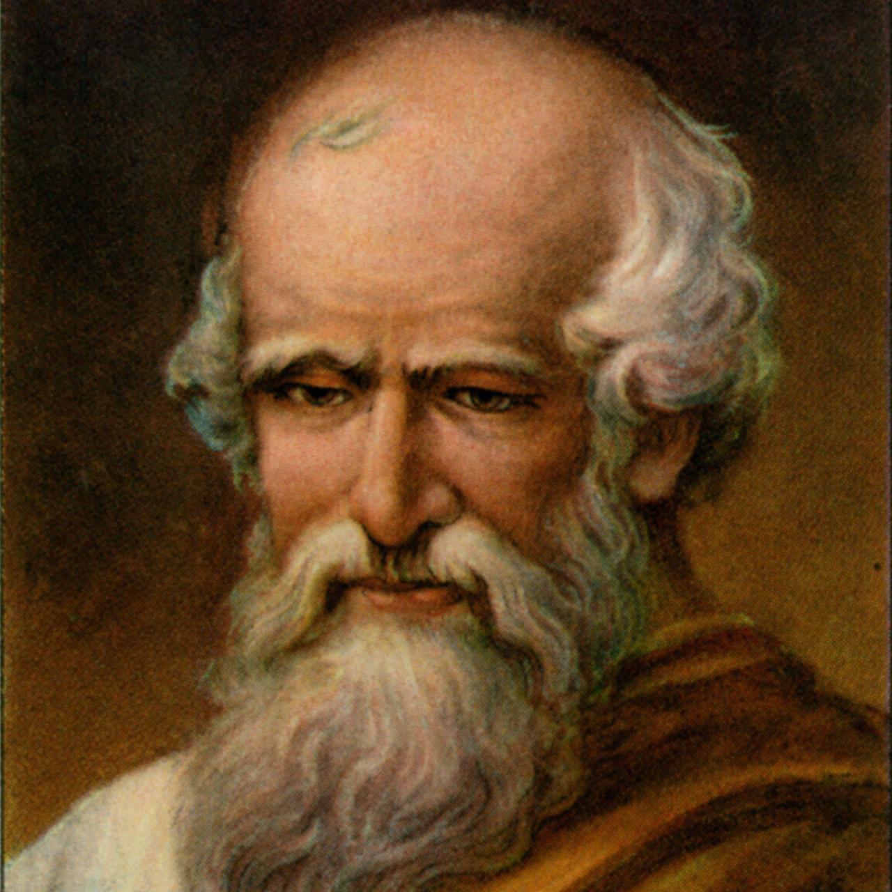 صورة من هو ارخميدس , اعرف ما لا تعرفه عن ارخميدس