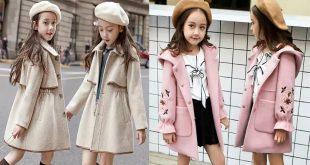 صورة ملابس اطفال شتوي بناتي , اختاري ملابس شتويه مميزه لابنتك