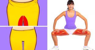 صورة تمارين احماء للنساء , احمى نفسك من الاصابه فى التمرين