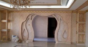 تصاميم اسقف جبسون بورد , اذا كنت تبحث عن احدث ديكور لبيتك شاهد الصور