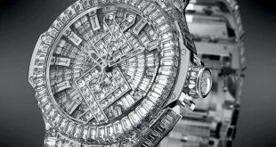 صورة اغلى ساعة في العالم , لك ان تتخيل سعر اغلي ساعه في العالم