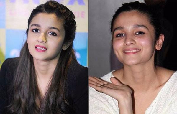 صورة ممثلات بدون مكياج هنديات , هل تري ان الممثلات اجمل بدون مكياج