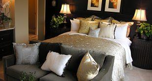 صورة ديكور غرف النوم للمتزوجين , ارقي ديكور لغرفه النوم المتزوجين تابعوا