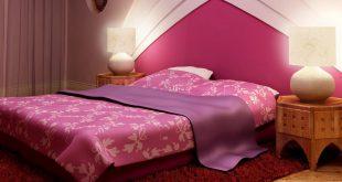 صورة غرف بنات مودرن , فاجئي ابنتك بديكور غرفة مودرن