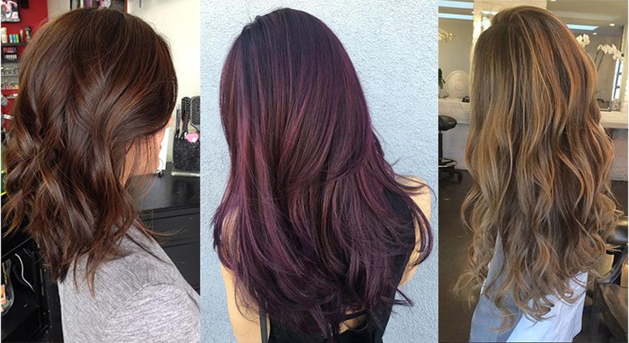 صورة كيفية صبغ الشعر في البيت , اجعلي شعرك شكل و لون مختلف