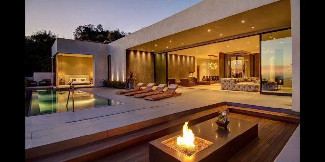 صورة منازل فخمة من الداخل والخارج , شاهد تصميمات منازل فخمه