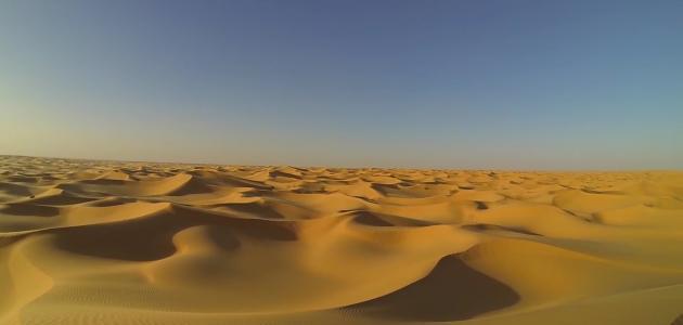 صورة خصائص الوسط الطبيعي في الجزائر , تعرف علي طبيعه الجزائر