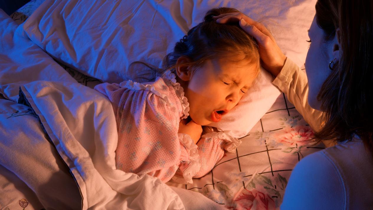 صورة علاج كحة الاطفال اثناء النوم، اعرف سبب السعال ايه 3701 2