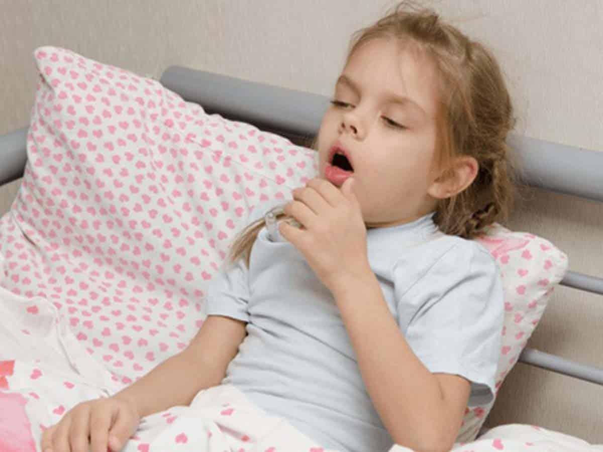 صورة علاج كحة الاطفال اثناء النوم، اعرف سبب السعال ايه 3701 6